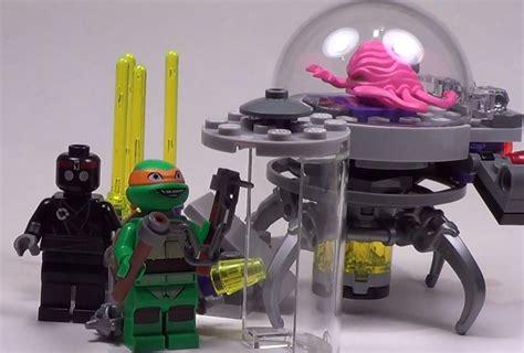 Lego Tmnt 79100 Kraang Lab Escape lego 79100 kraang lab escape i brick city