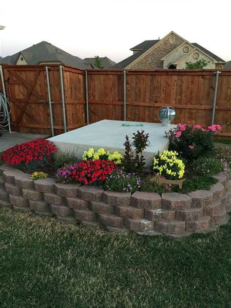 backyard tornado shelter 16 best images about landscape ideas for storm shelters on