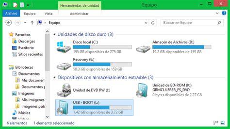 format fat32 lubuntu programaci 243 n redes y algo m 225 s usb booteable desde el cmd