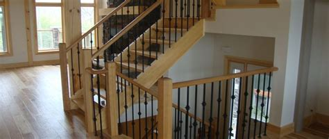 25 best railing spindles and newel posts for stairs