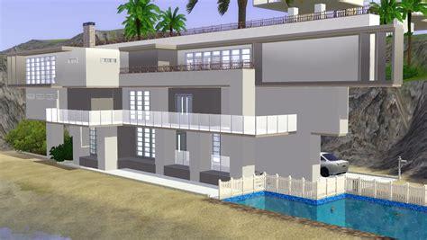 modern house plans sims 3 modern house plans sims 3 studio design gallery