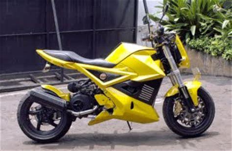 Motor Modif Sport by Modif Sport Yamaha F1zr