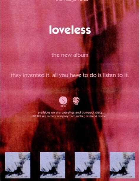 my bloody loveless poster komakino fanzine my bloody loveless