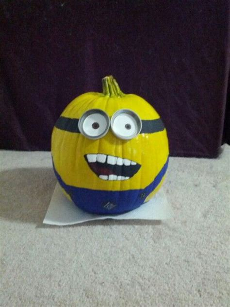 Minion Pumpkin Decorating by 28 Best Images About Pumpkin Decorating Ideas On