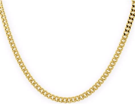 cadena oro 14k cadena barbada de oro macizo 14k 55cm pesa 20grs solid