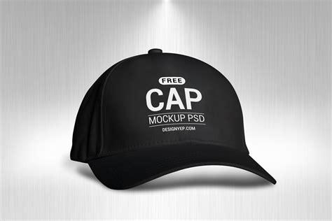 Topi Trucker Logo A V6 Ps free cap mockup psd on behance