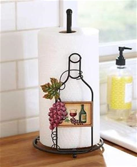 wine themed home decor wine themed kitchen decor towel holder grape wine