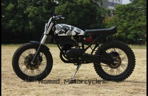Bike Modification Shops Mumbai by Mega Photo Gallery Of Modified Yamaha Rx 100 In India