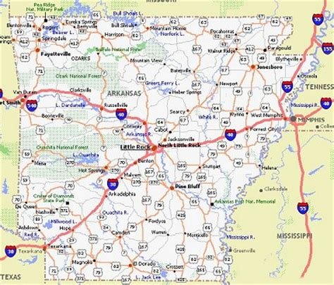 us map where is arkansas arkansas poster dealers and travel map