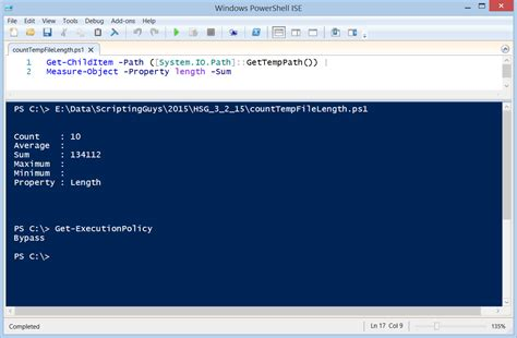 powershell comment section write and run powershell script without scripting hey