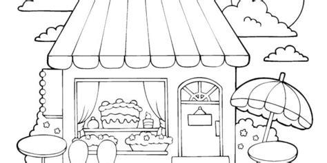 casa da colorare disegni da colorare gratis per bambini bimbisani e belli