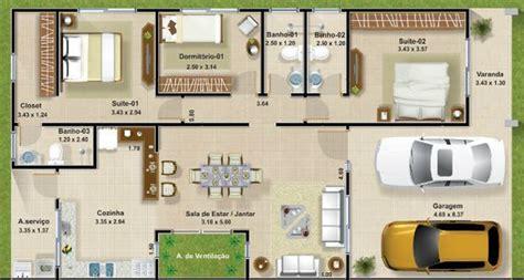Projetar Casa plantas de casas gr 225 tis as melhores inspira 231 245 es para