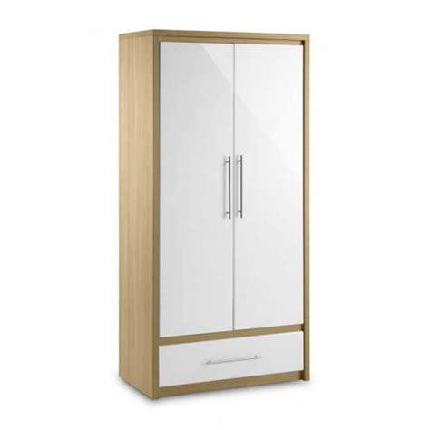 Lemari Baju beli lemari baju minimalis 2 pintu jati jepara klm 002