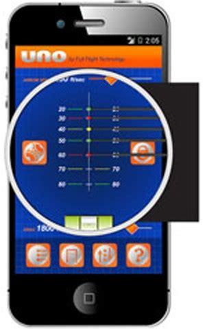 full flight tech has an app for archers!