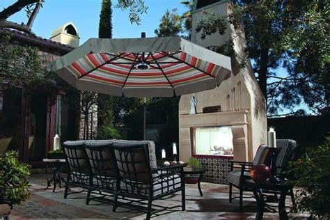 Treasure Garden by Treasure Garden 11 Cantilever Freestanding Umbrella