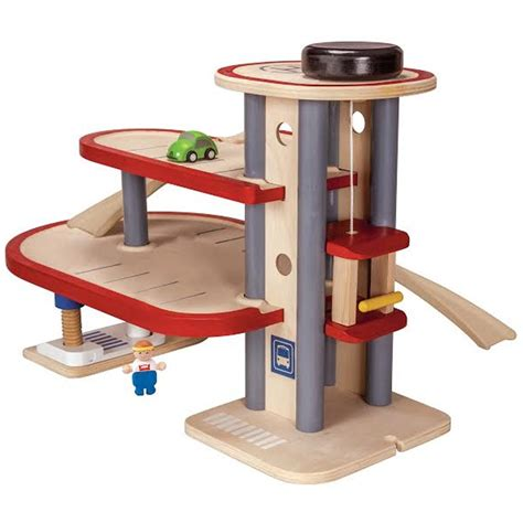 free plans for wooden toy garage image mag