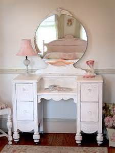 Vanity Table On Sale 1920 S White Antique Vanity With Mirror And Bench