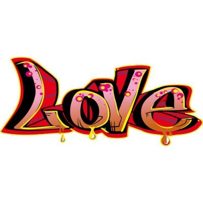 sticker tag graffiti love rose stickersmaniafr