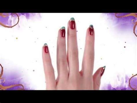 jay nail art tutorial disney s descendants jay nail art tutorial with dove