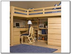 College Loft Beds With Desk by College Loft Beds With Desk Beds Home Design Ideas