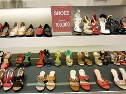 Sepatu Wakai Di Kelapa Gading 10 brand yang gelar diskon hingga 80 di mal kelapa gading