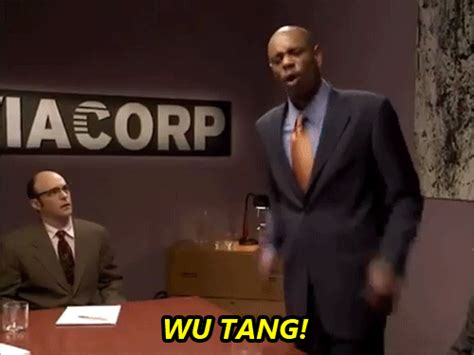 Wu Tang Clan Meme - when keeping it real goes wrong gifs find share on giphy