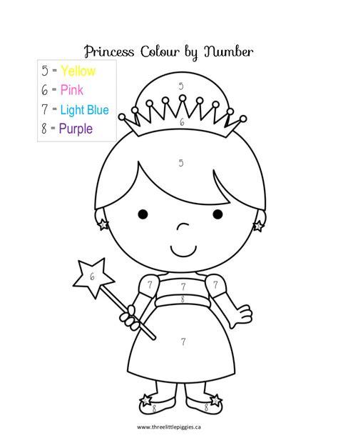 princess coloring pages by number kreslenie podľa č 237 siel bocianie hniezdo