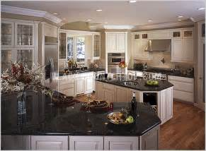 made by b kitchen inspiration - kitchen white cabinets black countertops home designs wallpapers