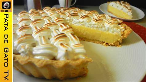 pan de limn con pay de lim 243 n con merengue italiano lemon pie with italian meringue youtube
