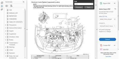 free online auto service manuals 2005 suzuki swift auto manual official workshop repair manual for suzuki swift ii 2005 2010 ebay
