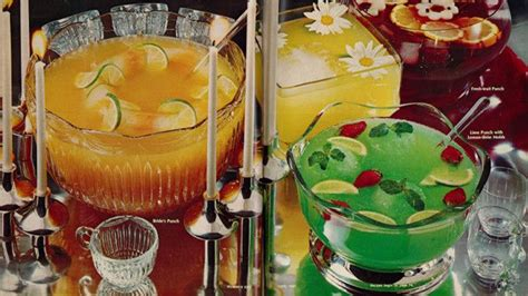 1000 ideas about 60s on hippie - 60s Cocktail Food