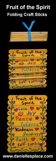 fruit of the spirit crafts for sony dsc hooked on the book