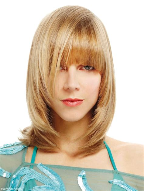 freehand hairstyles summer cut for medium long hair with freehand graduation