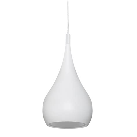 White Light Pendant Brilliant 15cm White Clyde Pendant Light Bunnings Warehouse