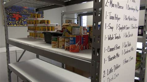 Pantry Temperature by Cold Weather Increases Need In Food Pantries 5newsonline