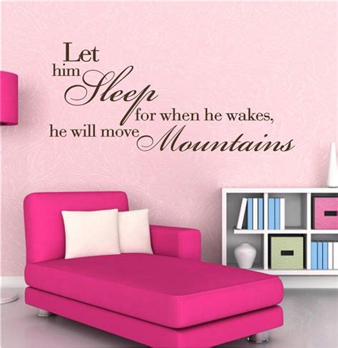 Inspirational Quotes Wall Stickers boys inspirational wall decals quotes vinyl stickers home