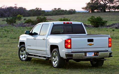 2014 Chevrolet Silverado First Drive Photo Gallery Motor