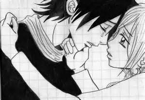 anime sad couple drawing drawing art library