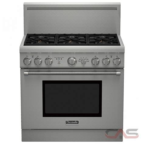 thermador cooktop reviews prd366ghc thermador professional series range canada