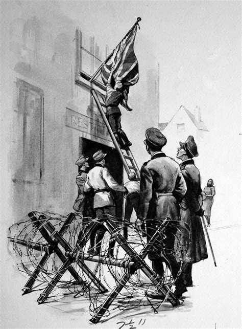 German Occupation of the Channel Islands by Ralph Bruce at