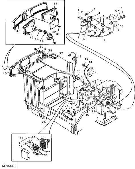 deere cab diagram free engine image for user