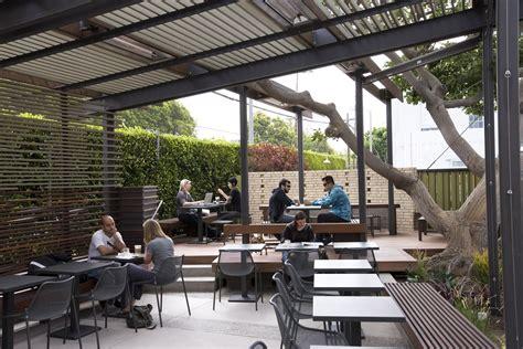 rose cafe  venice   face lift  dex design studio