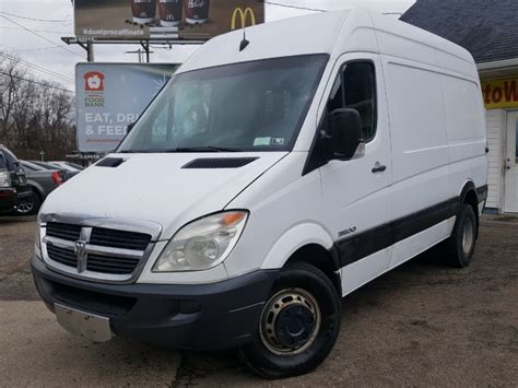 dodge sprinter for sale dodge sprinter 3500 for sale 38 used cars from 3 500