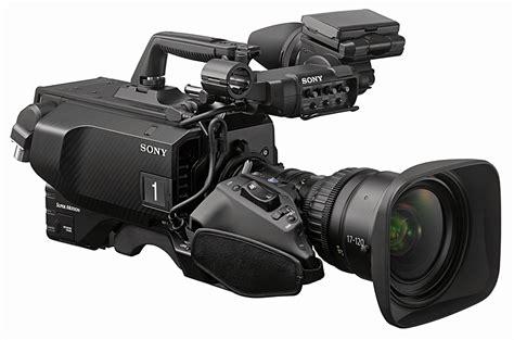 Kamera Broadcast Sony nab2016 sony zeigt 4k kamera mit 8fach slomo tv