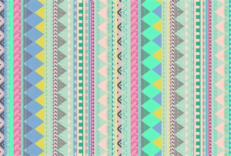 pattern color pastel pastel aztec canvas print by vasare nar pastel