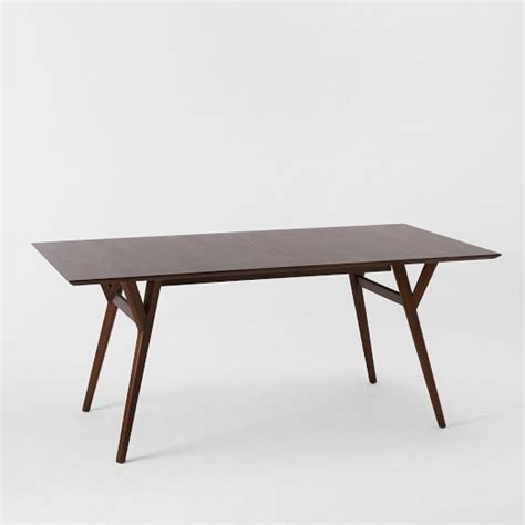 modern mid century solid quot wood dining table quot kitchen pinterest the world s catalog of ideas