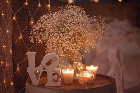 White Bedroom Decorating Ideas a romantic rustic wedding theme