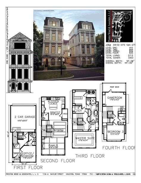 townhouse plans for sale 1000 ideas about condo floor plans on pinterest floor