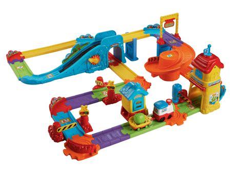amazon toys vtech baby toot toot drivers train station amazon co uk