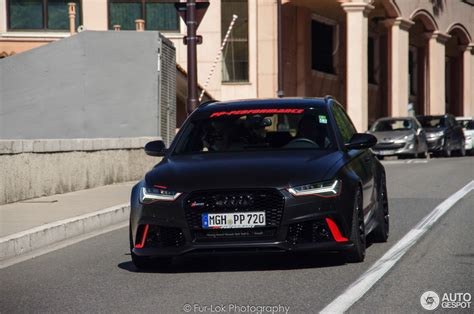 Neue Audi Rs6 by Audi Rs6 Avant C7 2015 By Pp Performance 15 May 2017